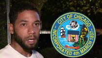 Jussie Smollett Sued by City of Chicago For Faking 'Attack' and Lying to Cops