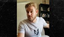 '90210' Star Trevor Donovan Donates Wheelchair to Paralyzed K-9