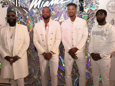 Dwyane Wade's Super Famous Friends Honor NBA Star at Massive Miami Bash