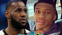 Giannis Antetokounmpo Shoots Down Role In LeBron's 'Space Jam 2', I'll Pass