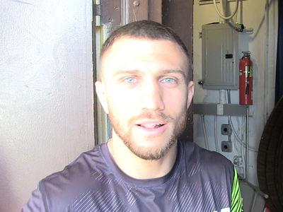 Vasyl Lomachenko Rips Conor McGregor's Boxing, I'd Wreck You