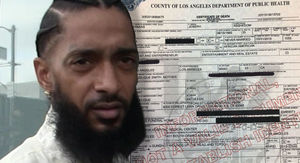 Nipsey Hussle Death Certificate Reveals He Died 35 Minutes After Shooting
