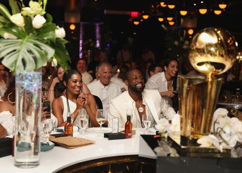 Gabrielle Union-Wade and Dwyane Wade