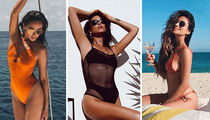 Sexy Shots Of Shay Mitchell To Celebrate The Birthday #WCW