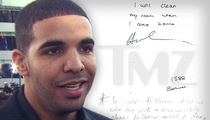 Drake's Note to His Mom, Bio From Old Rhyme Book For Sale at $7,500