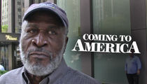 'Coming to America' Star John Amos No Call Yet for Sequel