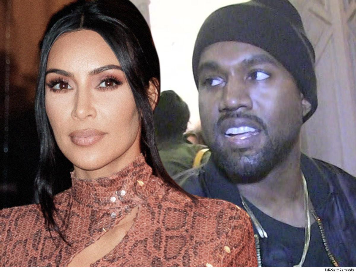 Kim & Kanye Eyeing Desert Gem ... A la Kris Jenner!!!
