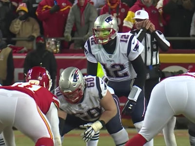 Tom Brady Laser Attack Suspect Busted, Blames Alcohol