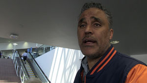 Rick Fox Feels For Magic Johnson, Wants Him to Be Happy