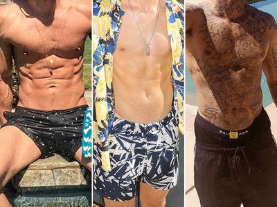 Coachella Man Bods -- Guess Who!