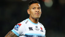 Rugby Australia Fires Star Israel Folau After Saying Gays Will Burn In Hell