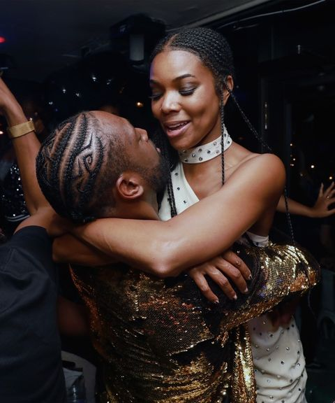 Dwyane Wade and Gabrielle Union-Wade