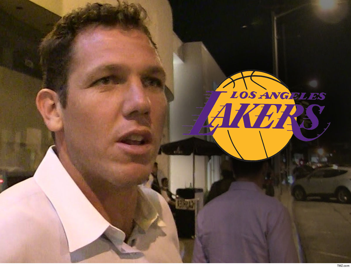7eb717623 The Luke Walton era in Los Angeles is over -- he s out as the Lakers head  coach ... but both sides are saying it was a