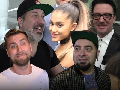 'NSYNC Joining Ariana Grande Onstage at Coachella For Sunday Set