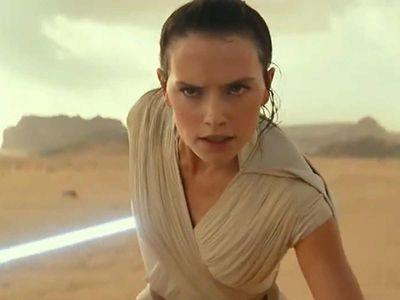 'Star Wars: The Rise of Skywalker' Trailer Debuts at Star Wars Celebration