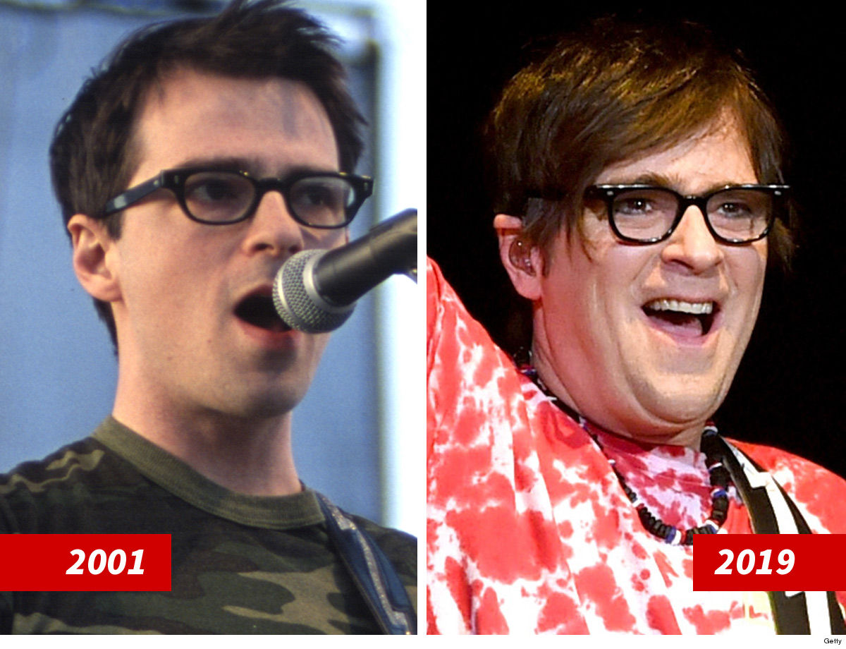 Weezer Singer Rivers Cuomo Good Genes or Good Docs?