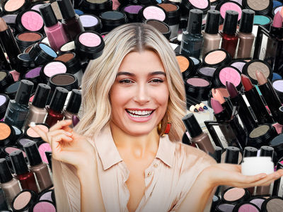 Hailey Bieber Taking Justin's Name ... For Beauty Products