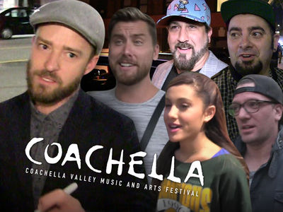 Justin Timberlake Missed Coachella Beacuse He Couldn't Rehearse with 'NSYNC