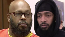 Suge Knight Says Nipsey Hussle's Loyalty Put Him at Risk, Shades of Tupac