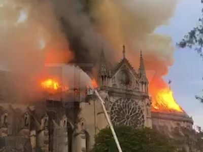 Famed Notre Dame Cathedral Likely Closed for Three Years Due to Fire Damage