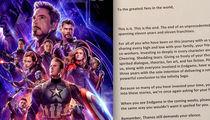 'Avengers: Endgame' Directors Beg Fans Not To Share Spoilers