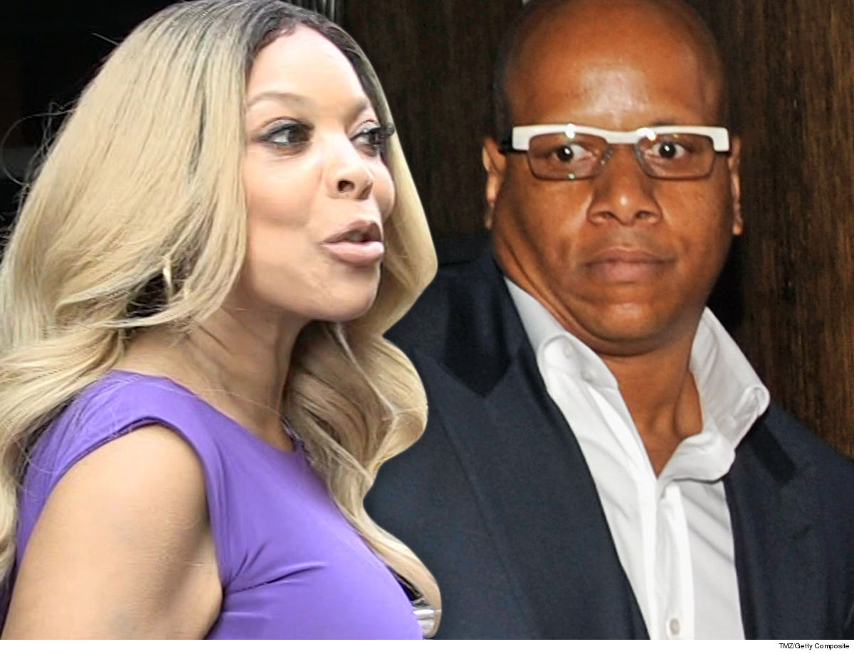 e08029ac4c48 Wendy Williams  Estranged Husband Kevin Hunter Not Fired From from Show ...  Yet