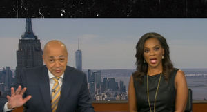 NBC4 Anchor David Ushery Makes 'Doggystyle' Slipup, Hilarity Ensues