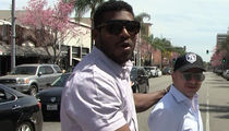 Yasiel Puig Was Shopping In Bev Hills Before Late Dodgers Arrival