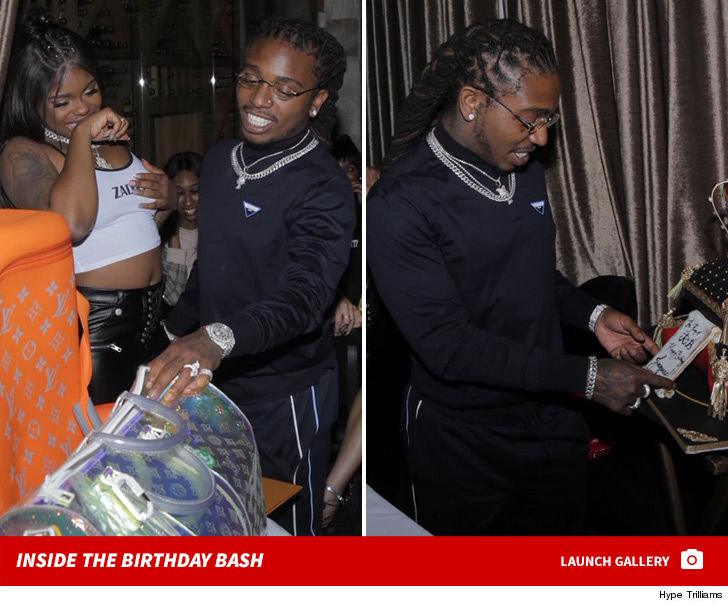 Jacquees Drops $40K on Bday Party Fit For 'King'