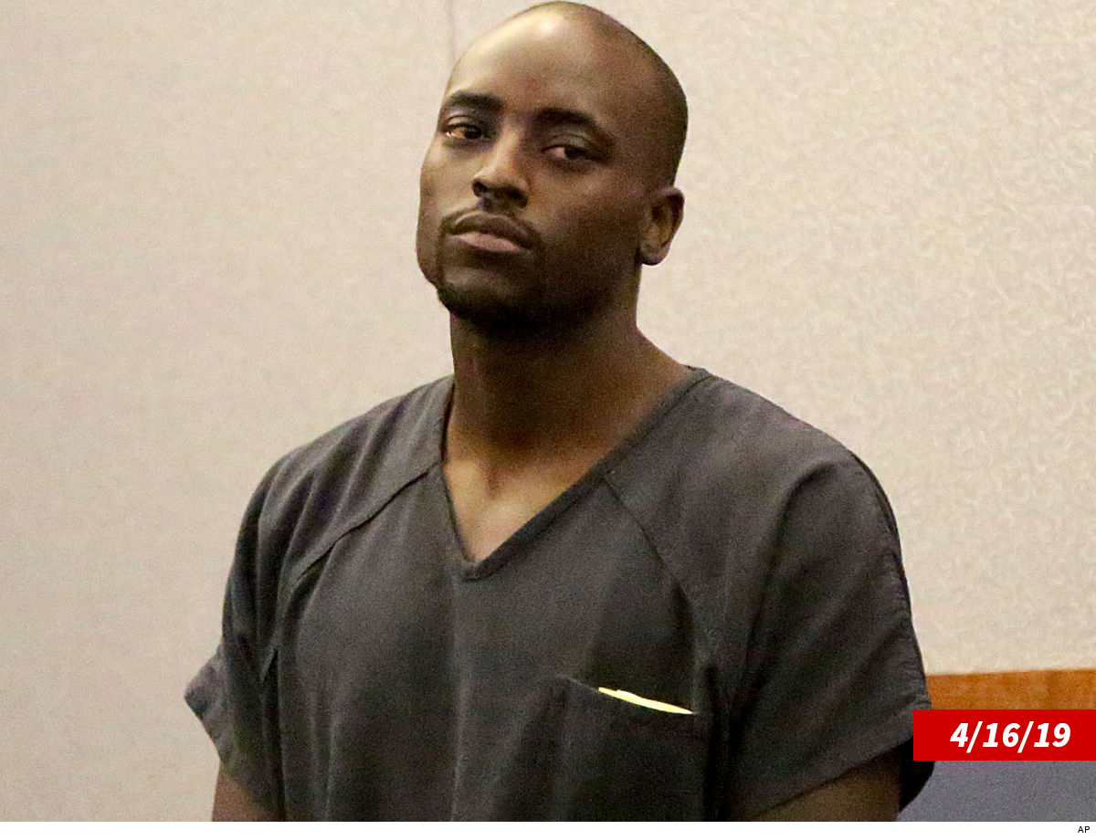 Ex-NFL Player Cierre Wood Charged with Murdering 5-Year
