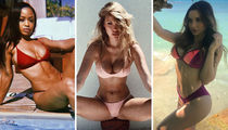 Bikini Babes Of 'Double Shot At Love' -- Check Out The New Jerzday Girls!
