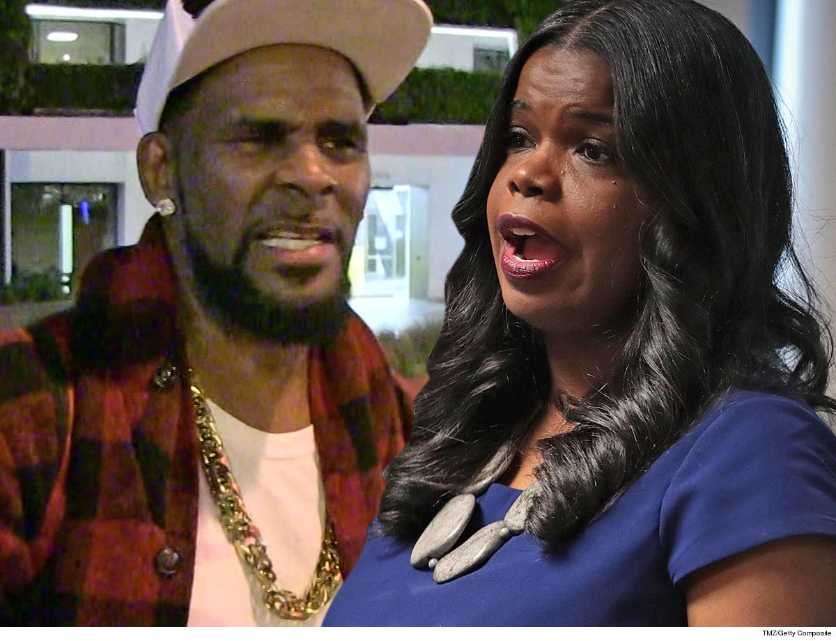 R. Kelly's Lawyer on Kim Foxx Out of Line with 'Pedo' Comment ... Her Office is Dysfunctional