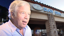 Robert Kraft Calls Out Prosecutors for Concealing Info About Spa Videos