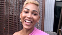 Meagan Good to Colin Kaepernick, Let's Do a Movie Together!