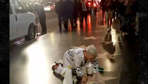 P!nk Cleans Her Hollywood Star for Jimmy Kimmel Skit