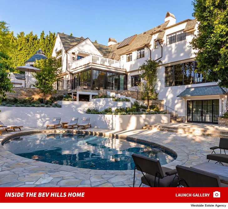 Adam Levine Lists Beautiful Bev Hills Estate For $47.5 MILLION