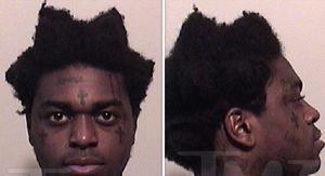 Kodak Black Arrested on Weapons and Drugs Charges, Mug Shot Released