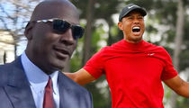 Michael Jordan Says Tiger Woods' Masters Win Is Greatest Comeback Ever!