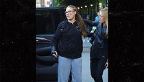 Ronda Rousey Bandaged Up After Busting Hand at Wrestlemania