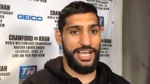 Amir Khan Says Viral Bottle Trick Video Is Real, Took Him An Hour To Do!