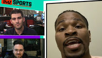 Shawn Porter, 'I Won't Fight Claressa Shields'