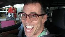 Steve-O Jumps into Podcast Game with Tricked Out Van