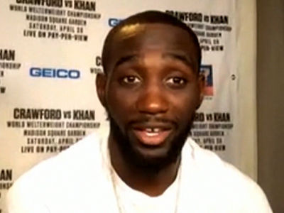 Terence Crawford Says Claressa Shields Would 'Do Well' Boxing Conor McGregor