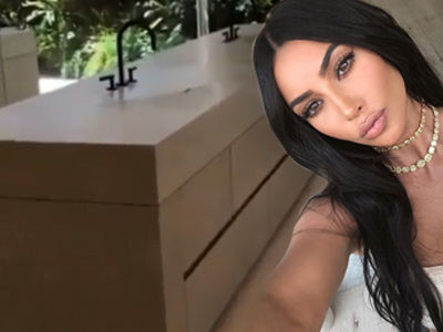 What's Up With Kim Kardashian's Sinks? Turns Out Kanye Really IS a Genius!