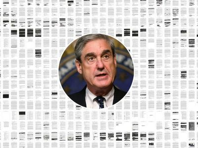 People are Already Figuring Out Ways Around Mueller Report Redaction