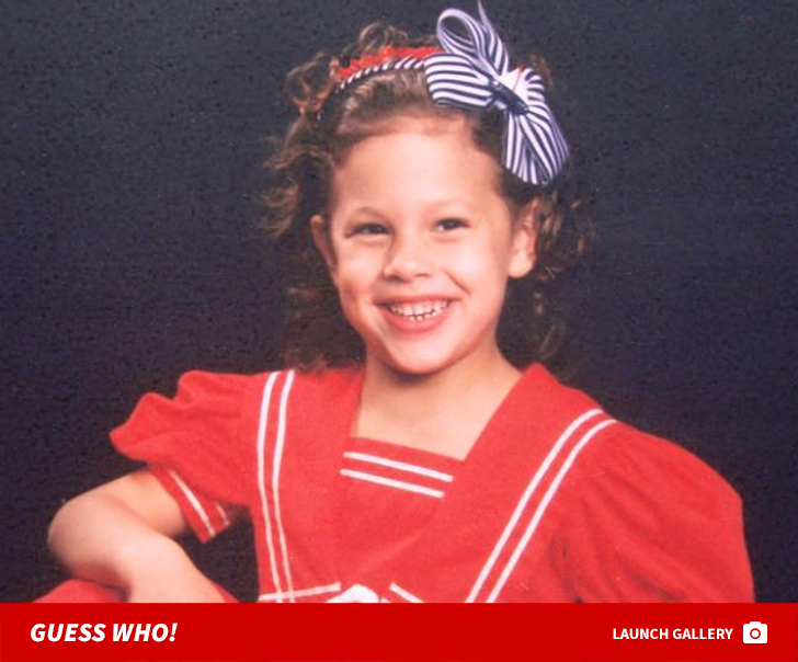 Guess Who This Bow Beauty Turned Into!