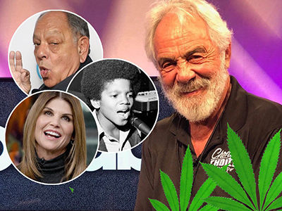 Tommy Chong Talks 4/20, Prison, 'Cheech & Chong,' Michael Jackson AND Lori Loughlin