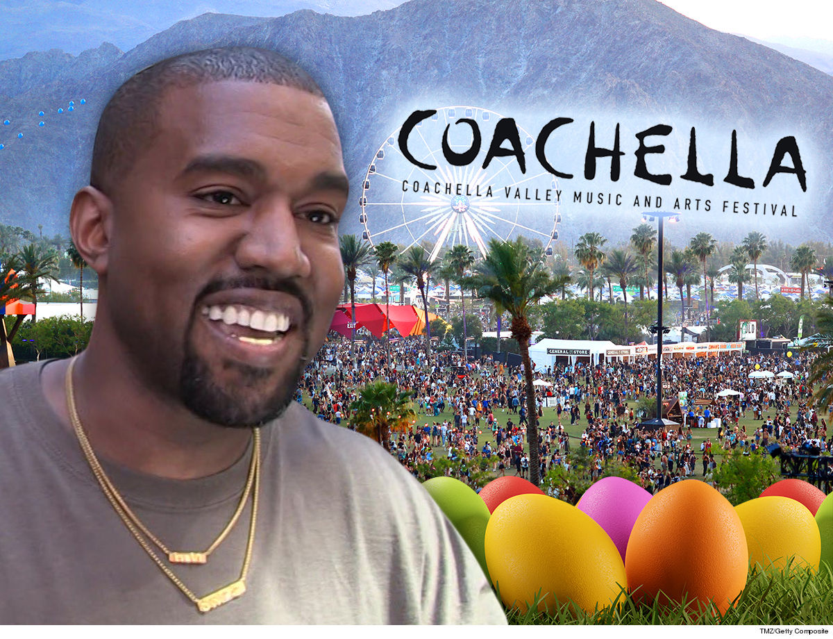 Kanye West at Coachella Sunday Service from Coachella (Live Stream)