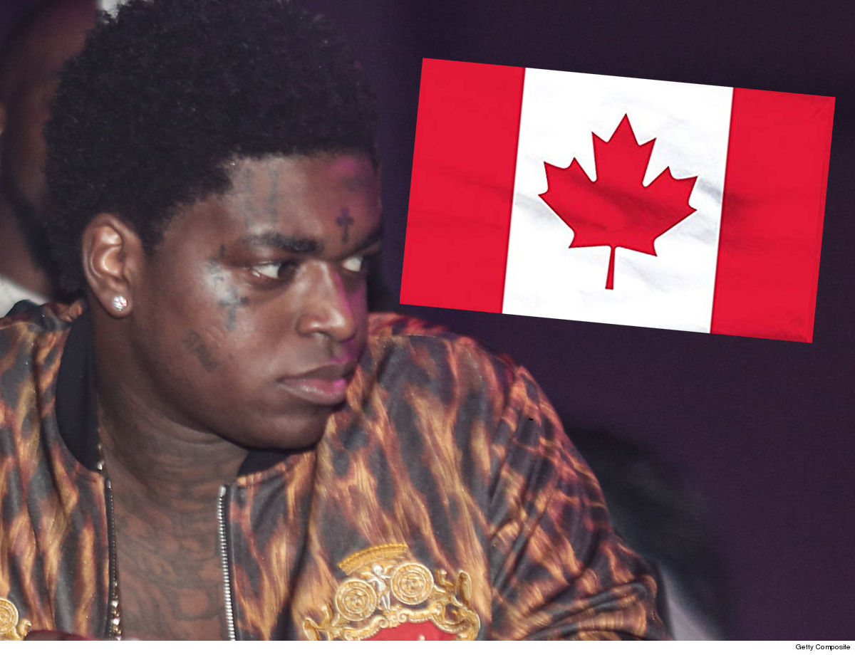 Kodak Black Shows in Toronto, Montreal In Jeopardy After Border Bust
