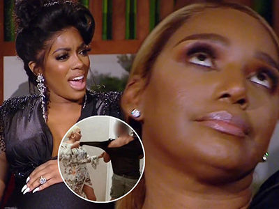 'RHOA' BOMBSHELL: NeNe Choked Show Producer & Sent Him to Hospital w/ Missing Tooth!